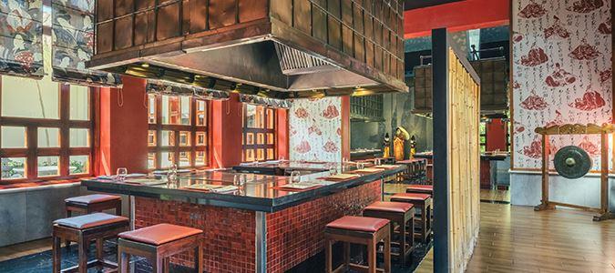 La Geisha Restaurant