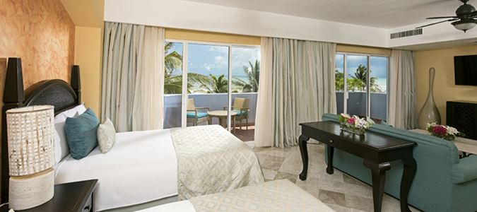 Presidential Oceanfront Junior Suite