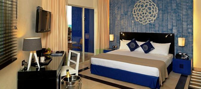 Maya Royal Deluxe Oceanview Guestroom