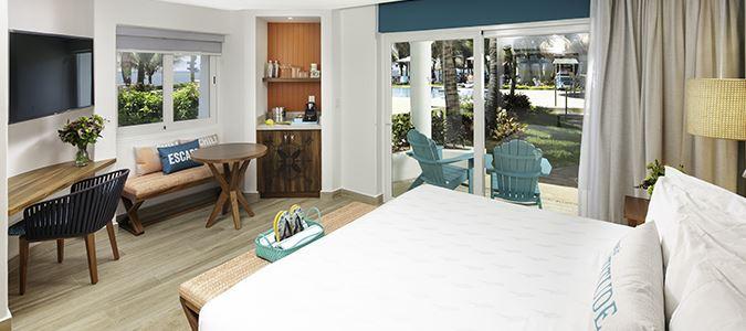 Paradise Guestroom