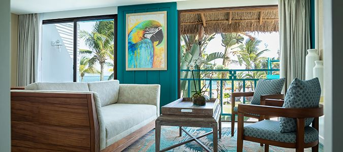 Royal Paradise Suite