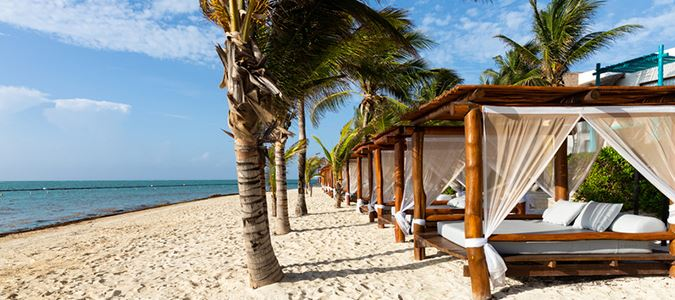 Pool and 5 o'Clock Somewhere Bar Rendering