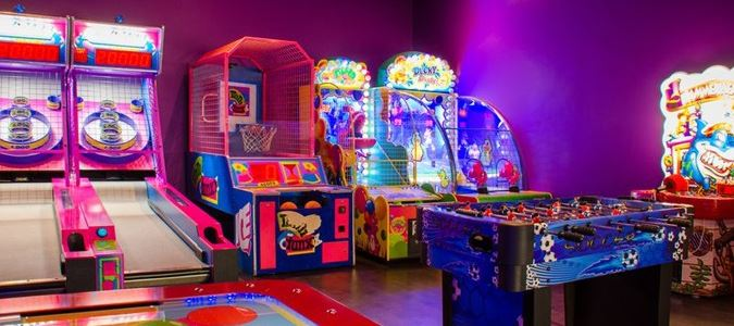 Kids Club Game Room