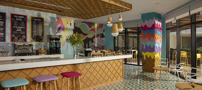 Coco Café Rendering