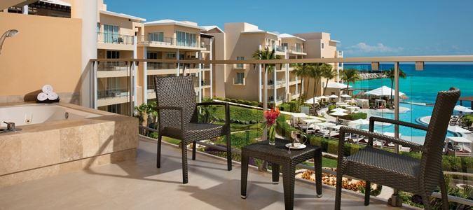 Preferred Club Suite Oceanview Balcony