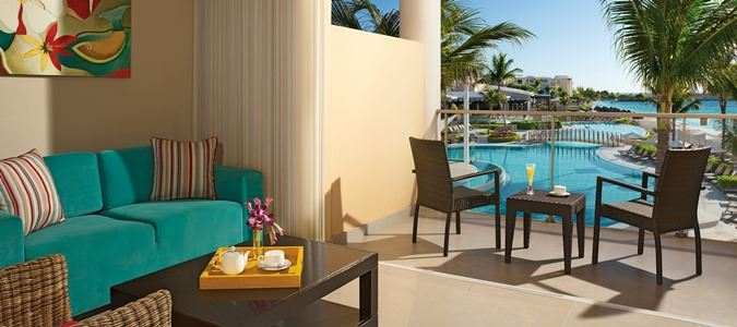 Junior Suite Oceanview Balcony