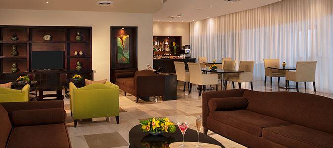 The Preferred Club Lounge