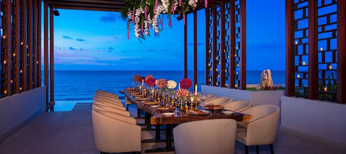 Wedding Terrace Rendering