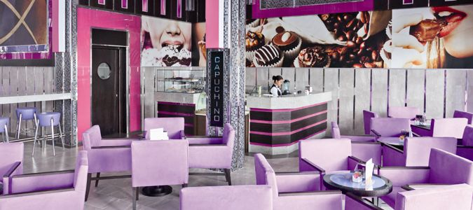Capuccino Patisserie and Ice Cream Parlor