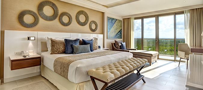 Luxury Presidential One Bedroom Suite