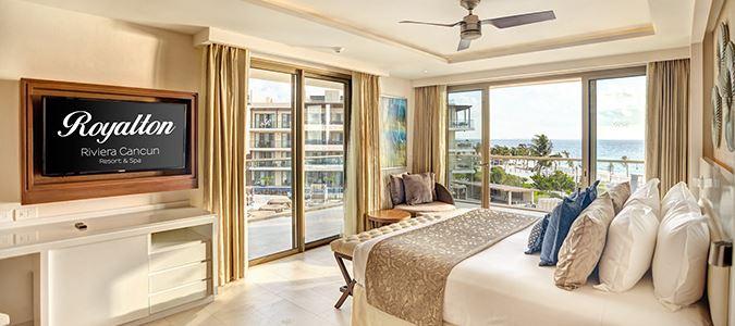 Luxury Presidential Two Bedroom Suite