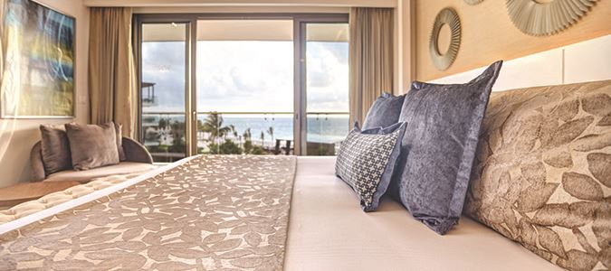 Diamond Club Luxury Presidential Two Bedroom Suite Oceanview