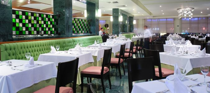 Buffet Verde