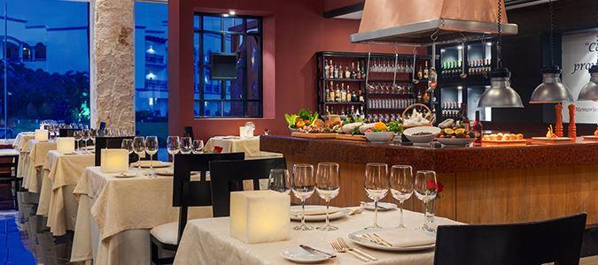Chef's Plate Restaurant
