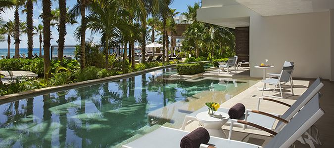 Preferred Club Junior Suite Oceanview