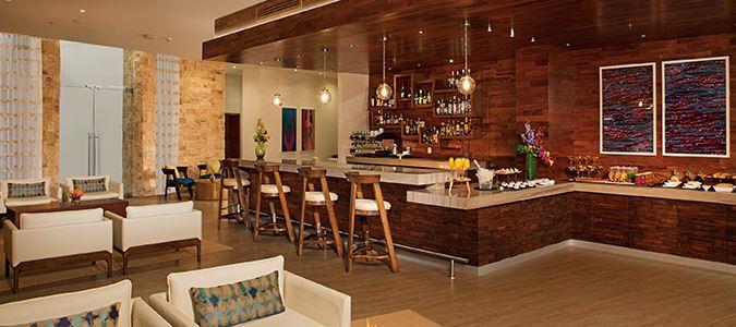 Secrets Preferred Club Lounge