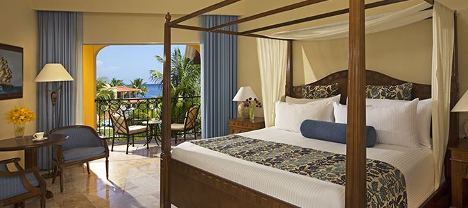 Preferred Club Deluxe Oceanview Guestroom