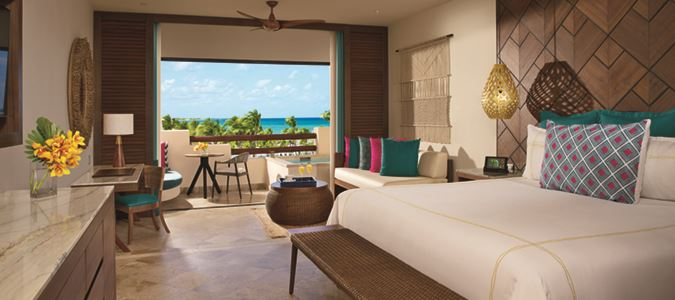 Preferred Club Junior Suite Oceanview