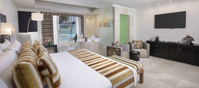 Sian Ka'an Pool Guestroom