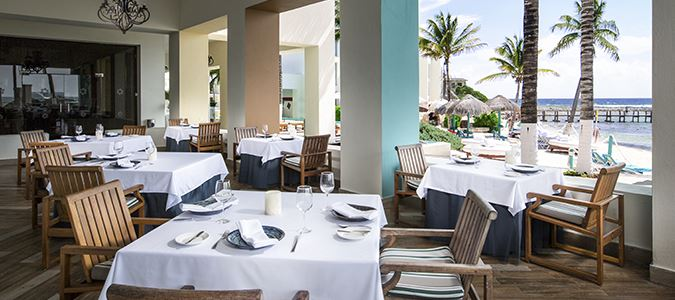 Careyes Terraza: Gourmet French-Mexican Cuisine