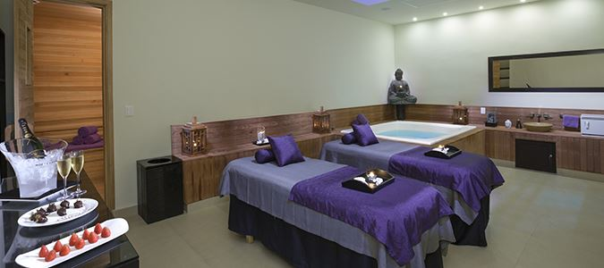 Sensoria Spa: Full-Service Spa with Organic Treatments