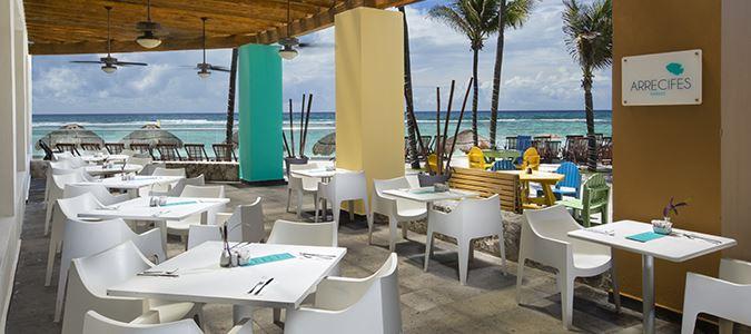 Arrecifes Terraza: Snack Bar