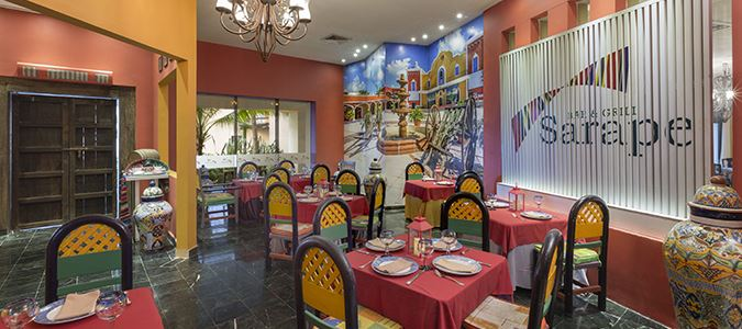 Sarape: Traditional Mexican Cuisine