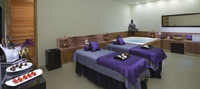 Sensoria Spa: Beauty & Body Treatments