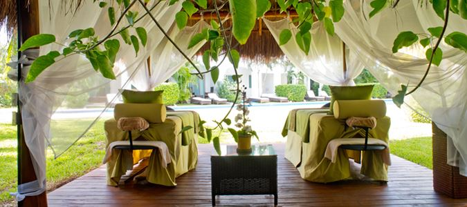 Golden Massage Palapa