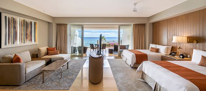 Ambassador Guestroom