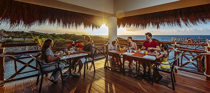 The Beach Club Restaurant