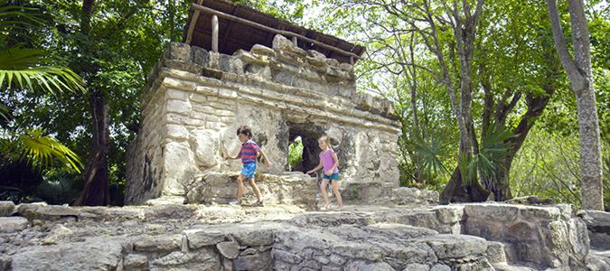 Xcaret Eco-Archaeological Park