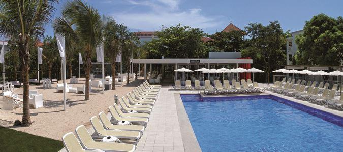Pool and Ibiza Poolside Bar