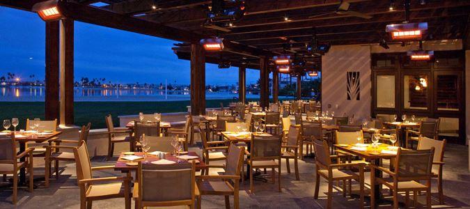 Oceana Restaurant Terrace