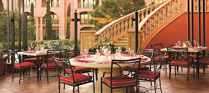 Amaya Restaurant Terrace