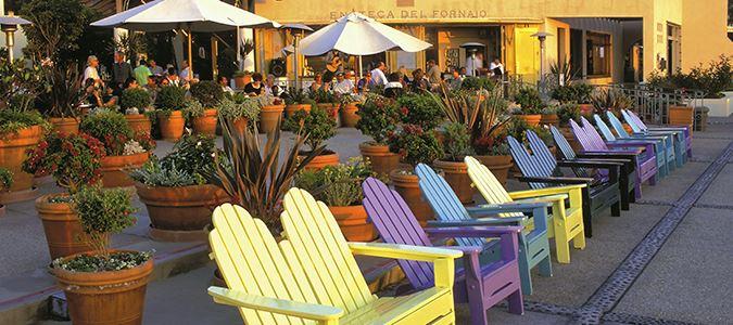Del Mar Plaza Upper Deck