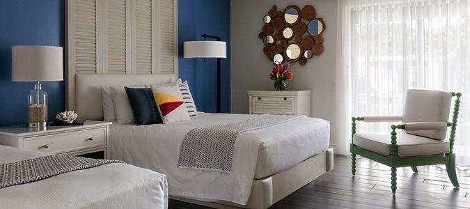 Standard Patio Guestroom