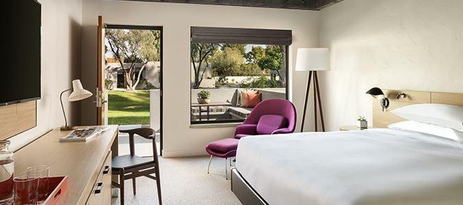 Andaz Guestroom