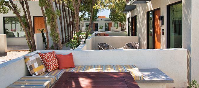 Andaz Guestroom Terrace