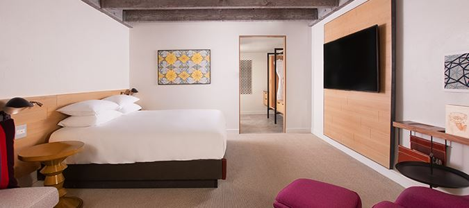 Andaz Extra Large Guestroom