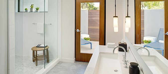 Andaz Extra Large Guestroom Bath