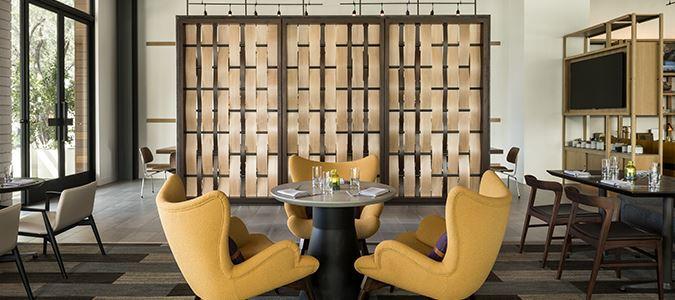 Weft & Warp Art Bar & Kitchen