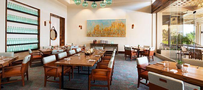 Verdigris Restaurant