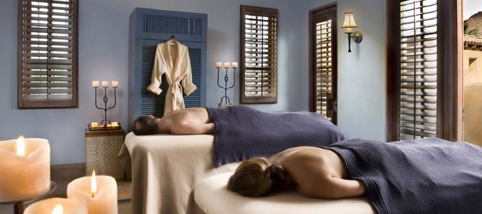 Villa Serena Treatment Room at Alvadora Spa