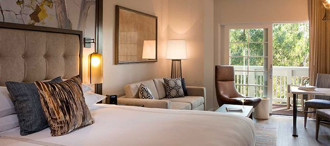 River View Luxury King Guestroom