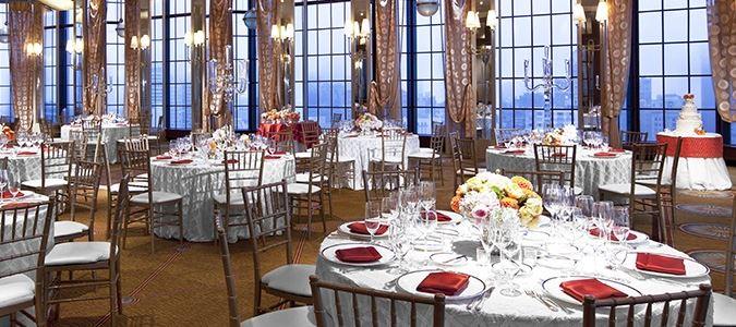 Alexandra's Ballroom Wedding Reception