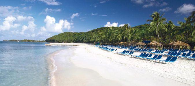 Palomino Island Beach