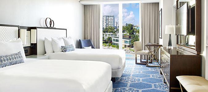 Grand Tower Ocean View Guestroom