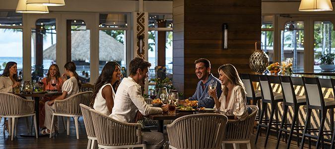 Caña Restaurant by Juliana Gonzalez