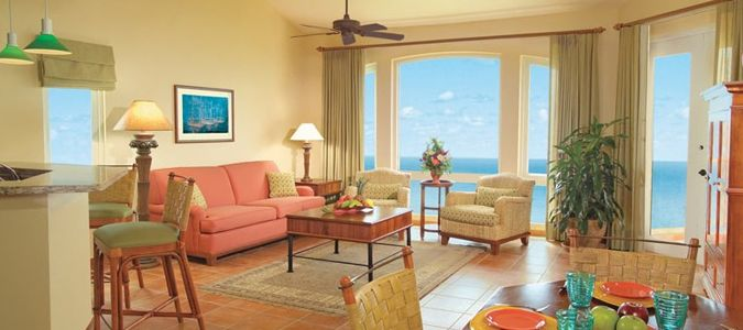 One Bedroom Oceanview Casita